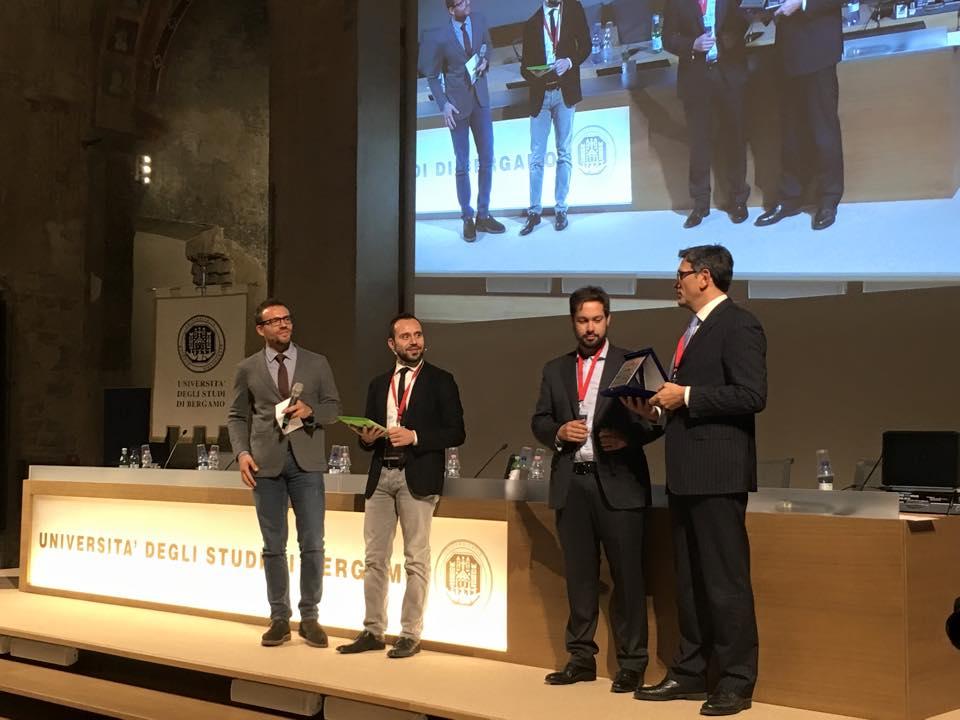 Bg Scienza Start Cup Exaudi