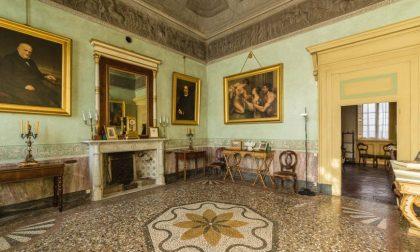Tutta l'eleganza di Palazzo Agliardi