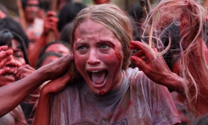 Il film da vedere nel weekend The Green Inferno, cannibal horror