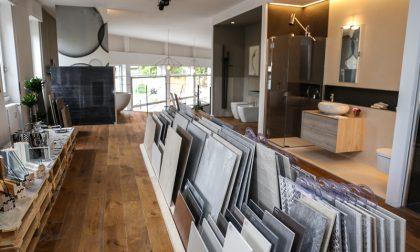 Lo showroom Atrio in via Coghetti Reinventare la casa, a 360 gradi