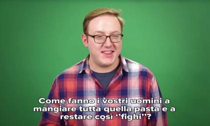 Italia, Stati Uniti e luoghi comuni La sfida a colpi di video divertenti