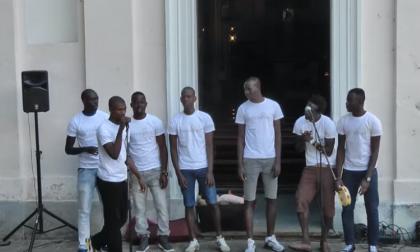 Il CoroMoro dei profughi africani che canta canzoni in piemontese