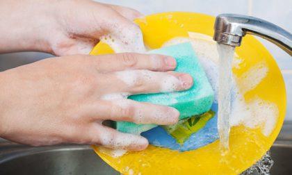Lavare i piatti è un antistress ideale