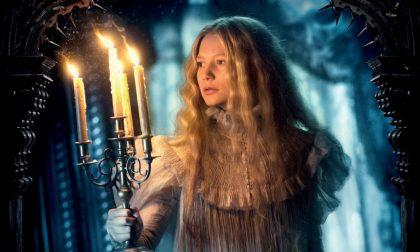 Il film da vedere nel weekend Crimson Peak, horror gothic