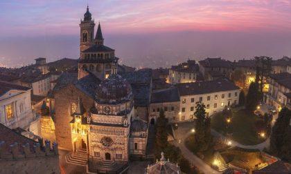 Bergamo al tramonto – Davide Ripamonti