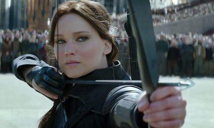 Il film da vedere nel weekend Hunger Games, la battaglia finale