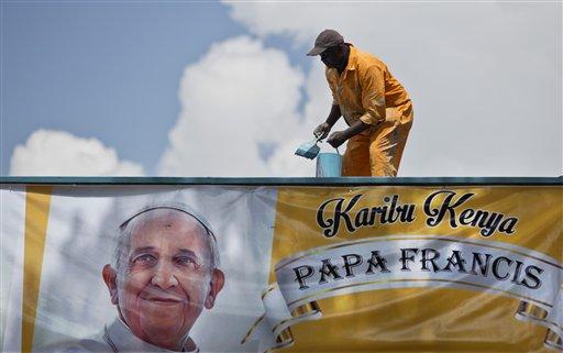 Kenya Pope