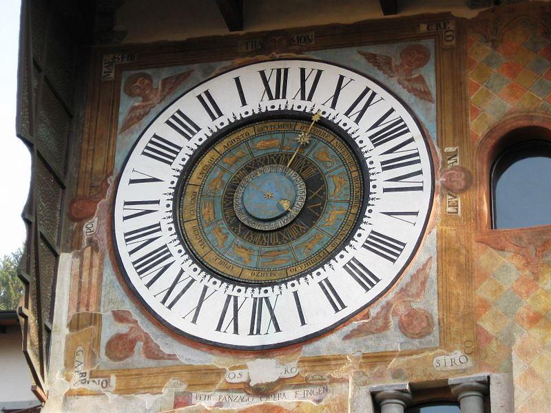 Orologio Clusone