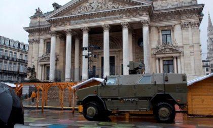 Paura a Bruxelles, allerta massima Solo soldati nella città fantasma