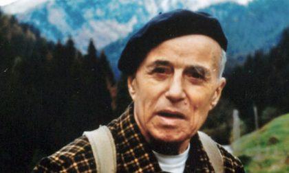 Giamba Cortinovis, un grande uomo che ha fatto grande il CAI Bergamo
