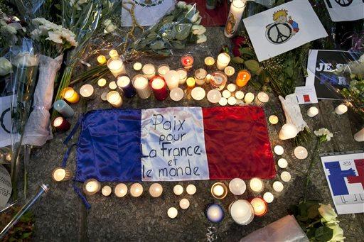 Mexico France Paris Attacks