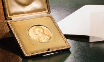 All'asta il Nobel di Quasimodo Se volete comprarlo, leggete qui