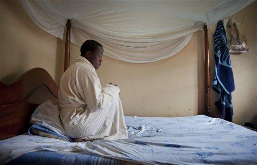Uganda Pope Gays