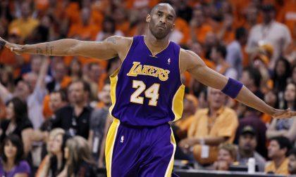 «Caro basket, ti amerò per sempre» L'addio ai parquet di Kobe Bryant