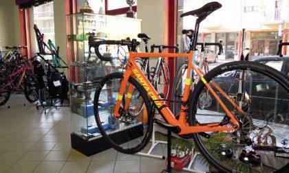 Cicli Quadri Simone a Osio Sotto La passione per la bici, da sempre