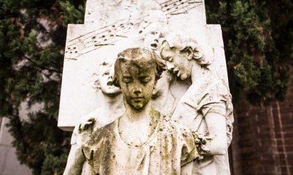 Un delicato percorso fotografico tra le memorie del Monumentale