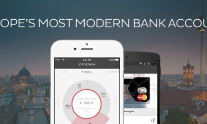 Number26, la banca startup creata per semplificarvi la vita