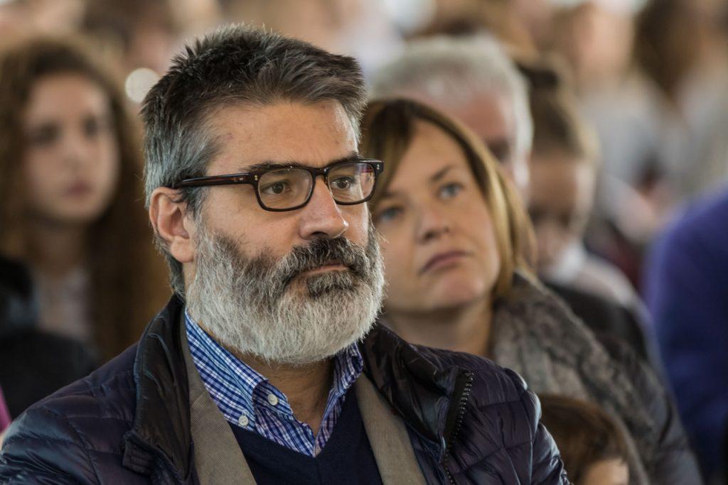 Sergio Gandi vicesindaco di Bergamo
