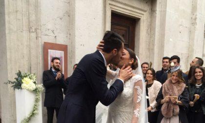 Sportiello, matrimonio e rinnovo «Rimarrei a vita con l'Atalanta»