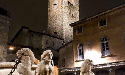 Piazza Vecchia – Giovanni Maffioli