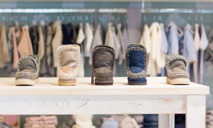 Il negozio Favoleria in via Borfuro Una bomboniera d'abiti per bambini