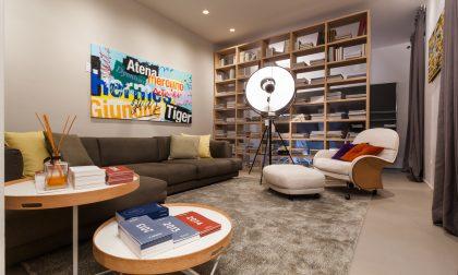 CustHome in via San Tomaso Un paradiso dell'interior design