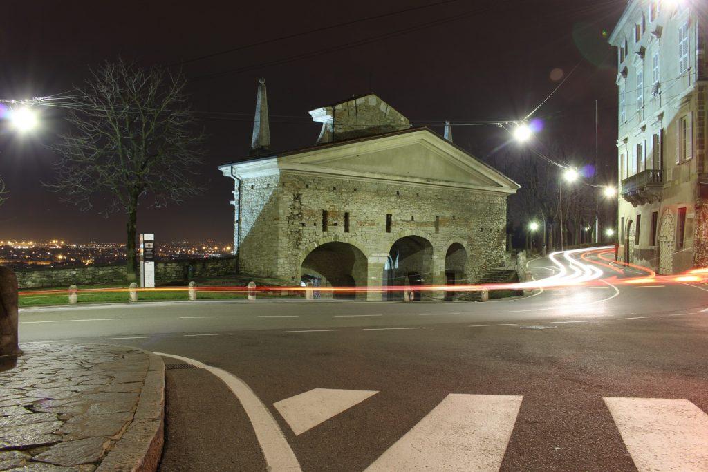 Porta San Giacomo - Giovanni Maffioli