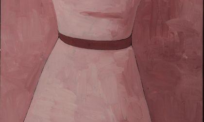 La pittura monocroma di Mendoza per l'ultimo appuntamento di Art Up