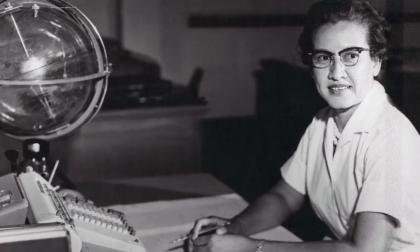 Katherine, la donna afro-americana che ha guidato l'Apollo 11 sulla luna