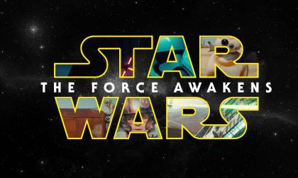 Incontenibile febbre da Star Wars