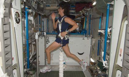 Quelli che corrono la maratona… nello spazio, tipo Tim Peake