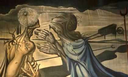 La preziosa tela firmata da Dalì che farà da sipario al Donizetti