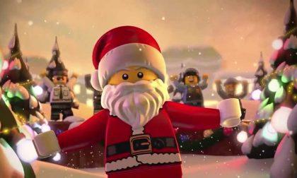 È LEGO mania per i regali di Natale E persino la produzione non basta