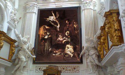 Caravaggio è tornato a Palermo Inaugurata la copia della Natività