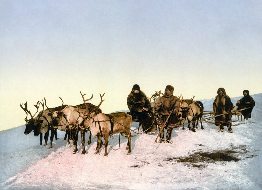 eschimesi inuit