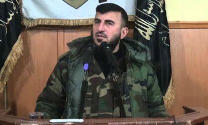 Siria, la morte di Zahran Alloush leader dei ribelli ucciso dai russi