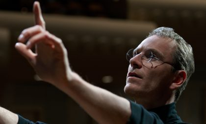Il film da vedere nel weekend Steve Jobs, la Apple diventa cinema