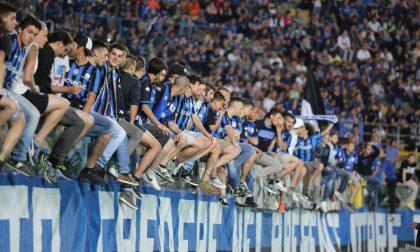 Dea-Sassuolo, niente ultras in Curva Il Tanque saluterà tutti a Redona