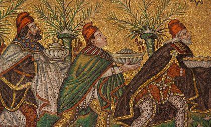 Come andò che i tre Re Magi arrivarono a Milano, Porta Ticinese