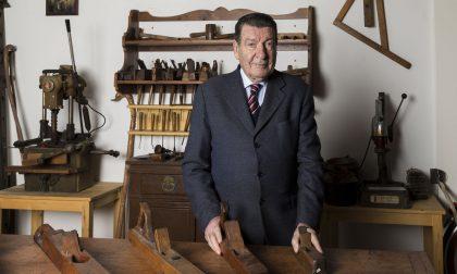 Elogio per immagini di Tino Sana Un maestro scolpito nel legno