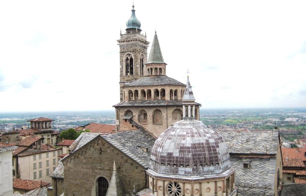 S_Maria_Maggiore_view_from_Campanone
