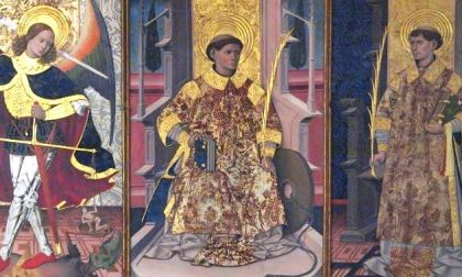 San Vincenzo, patrono di Bergamo (Sant'Alessandro gli rubò il posto)