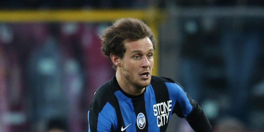 Soccer: serie A, Atalanta-Inter