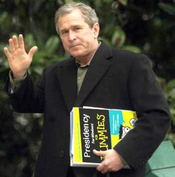 george-w-bush-presidency-for-dummies