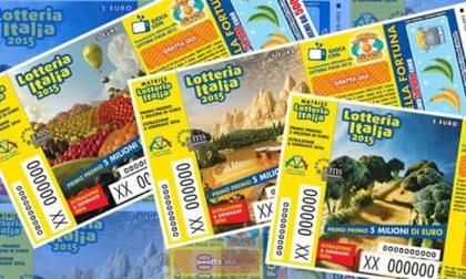 Lotteria Italia 2020, venduto a Grassobbio un biglietto da 25 mila euro