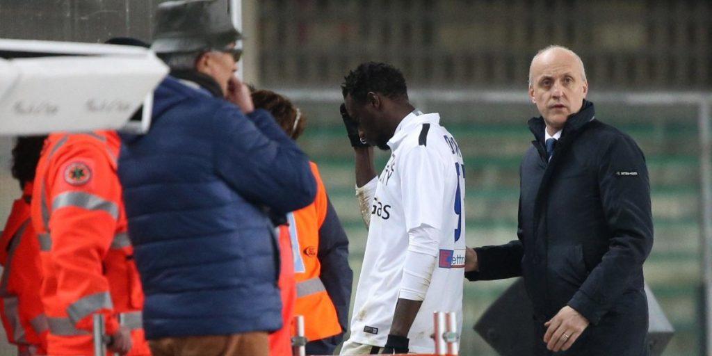 Soccer: Serie A; Verona-Atalanta
