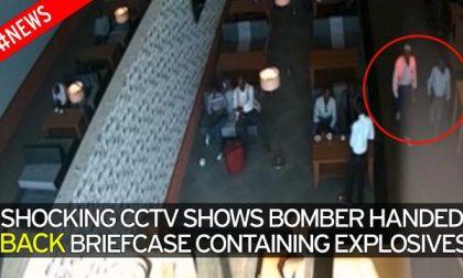 Esplosione sull'aereo somalo Il video che conferma l'attentato