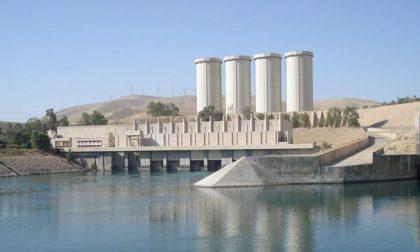 I rischi di crollo della diga di Mosul che porterà in Iraq i soldati italiani