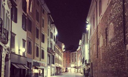 Il centro la sera – Bergamo City Kiwi