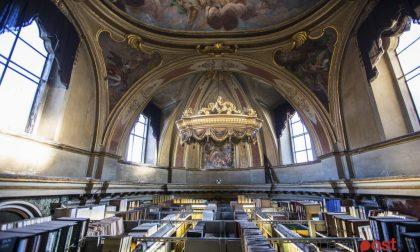 Scambio di chiese Diocesi-Comune San Michele per Fra' Galgario